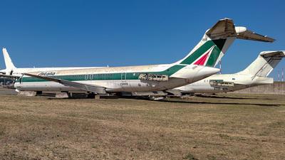 I-DAWB - McDonnell Douglas MD-82 - Alitalia