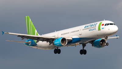 VN-A585 - Airbus A321-211 - Bamboo Airways
