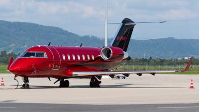 G-RANE - Bombardier CL-600-2B16 Challenger 605 - Saxon Air