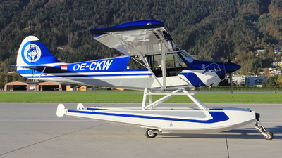 OE-CKW - Aviat A-1B Husky - The Flying Bulls