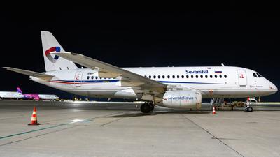 RA-89118 - Sukhoi Superjet 100-95B - Severstal Air Company