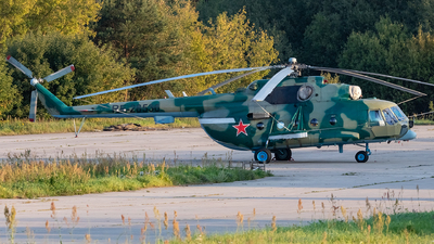 RF-28530 - Mil Mi-8MTV-1 - Russia - Federal Border Guards Aviation Command