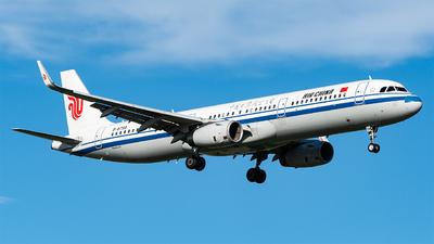 B-8799 - Airbus A321-232 - Air China