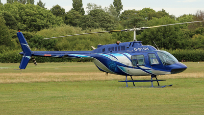G-SYDH - Bell 206B JetRanger III - Private