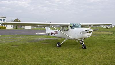 SP-GRM - Cessna 152 - PWSZ Chelm
