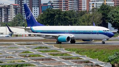 N276EA - Boeing 737-8AL - iAero Airways