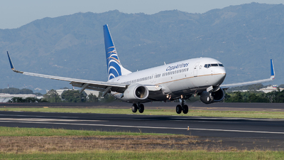 HP-1535CMP - Boeing 737-8V3 - Copa Airlines