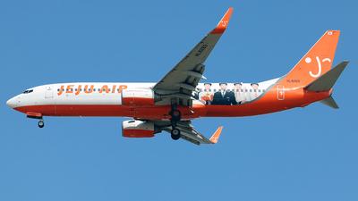 HL8263 - Boeing 737-82R - Jeju Air