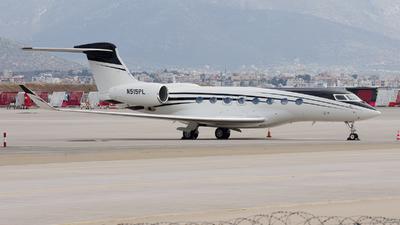N515PL - Gulfstream G650 - Private