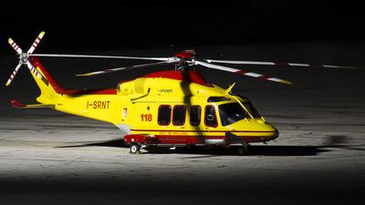 I-SRNT - Agusta-Westland AW-139 - Inaer