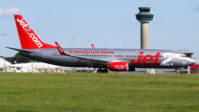 G-JZHV - Boeing 737-8MG - Jet2.com