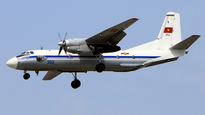 252 - Antonov An-26 - Vietnam - Air Force