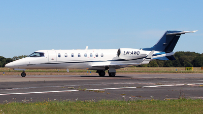 LN-AWB - Bombardier Learjet 45 - Airwing