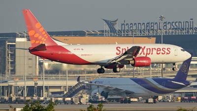 VT-SFG - Boeing 737-84P(BCF) - SpiceXpress