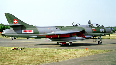 J-4021 - Hawker Hunter F.58 - Switzerland - Air Force