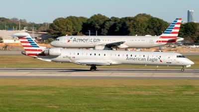 A picture of N598NN - Mitsubishi CRJ900LR - American Airlines - © Yan777