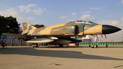 3-6699 - McDonnell Douglas F-4D Phantom II - Iran - Air Force