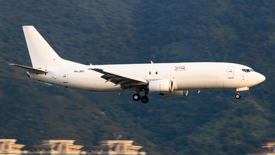 P4-JMD - Boeing 737-45D(SF) - Aviation Horizons