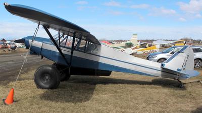 N7795D - Piper PA-18A-150 Super Cub - Private