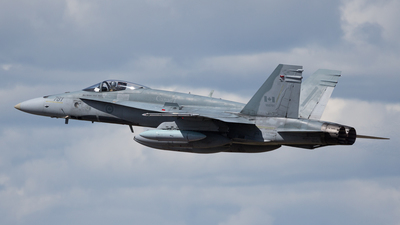 188781 - McDonnell Douglas CF-188 Hornet - Canada - Royal Air Force