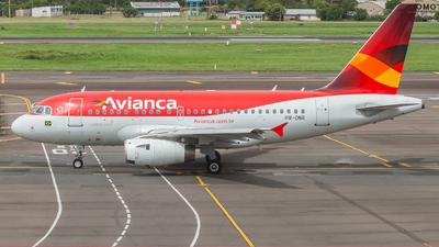 PR-ONR - Airbus A318-121 - Avianca Brasil