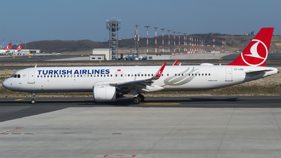A picture of TCLSA - Airbus A321271NX - Turkish Airlines - © Furkan Borakazi