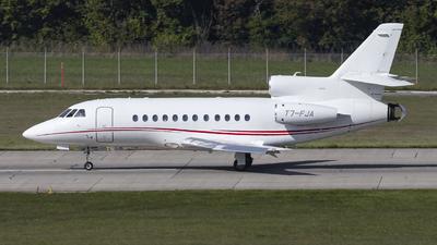 T7-FJA - Dassault Falcon 900DX - Private