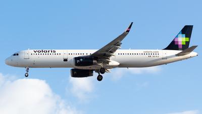 A picture of XAVLZ - Airbus A321231 - Volaris - © Antonio Velasco (MAS Aviation Press)