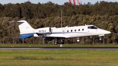 A picture of VHOLJ - Learjet 60 - [60211] - © Brandon Giacomin
