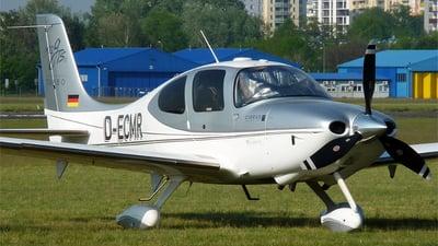 D-ECMR - Cirrus SR22-GTSx G3 Turbo - Private