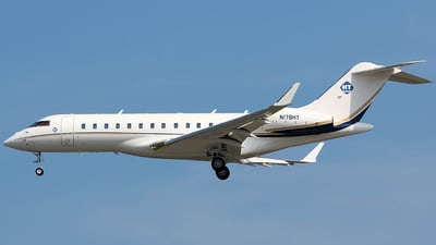 N178HT - Bombardier BD-700-1A10 Global 6000	 - Private