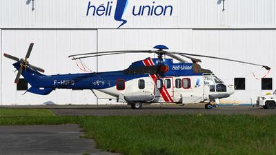 F-HUFD - Eurocopter EC 225LP Super Puma II+ - Héli-Union