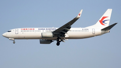 A picture of B205W - Boeing 73789P - China Eastern Airlines - © Wanghaichuan