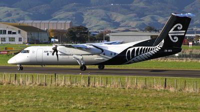 A picture of ZKNEB - De Havilland Canada Dash 8300 - Air New Zealand - © J. Williams
