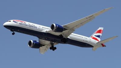 A picture of GZBKR - Boeing 7879 Dreamliner - British Airways - © ikeharel