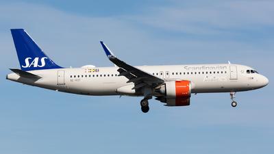 SE-ROT - Airbus A320-251N - Scandinavian Airlines (SAS)