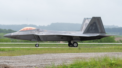 09-4177 - Lockheed Martin F-22A Raptor - United States - US Air Force (USAF)
