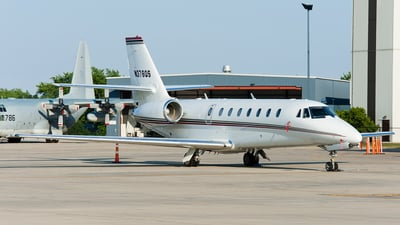 N376QS - Cessna 560 Citation Ultra - NetJets Aviation