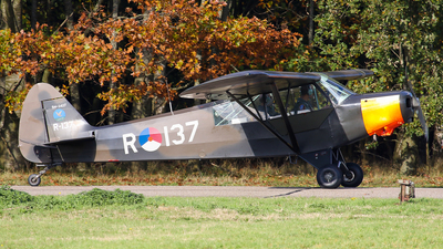 PH-PSC - Piper PA-18-135 Super Cub - Netherlands - Air Force Historical Flight