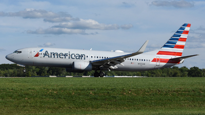 A picture of N922AN - Boeing 737823 - American Airlines - © DJ Reed - OPShots Photo Team