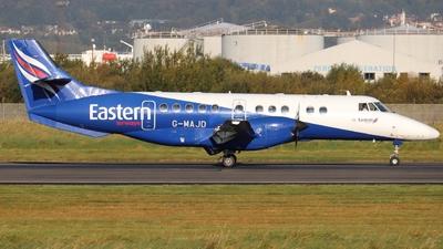 A picture of GMAJD - BAe Jetstream 41 - Eastern Airways - © Ethan Allen