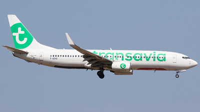 F-GZHZ - Boeing 737-85P - Transavia France