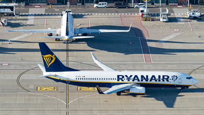 A picture of EIEKL - Boeing 7378AS - Ryanair - © Kyan Rossignol