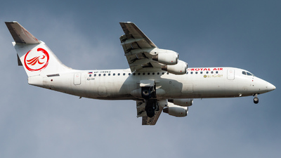 RP-C8962 - British Aerospace Avro RJ100 - Royal Air Charter Service