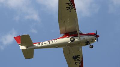 PR-NYC - Cessna 152 - Aero Club - Ponta Grossa