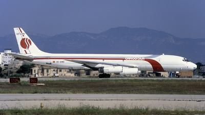EC-EMD - Douglas DC-8-62(AF) - Cargosur