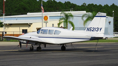 N5213Y - Piper PA-23-250 Aztec B - Private