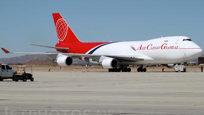 N401KZ - Boeing 747-481F(SCD) - Air Cargo Global