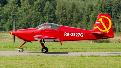 RA-2327G - Vans RV-7A - Private
