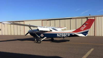 N298CP - Cessna 182T Skylane - United States - US Air Force Civil Air Patrol